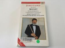 JAMES GALWAY MOZART 2 CASSETTE SET
