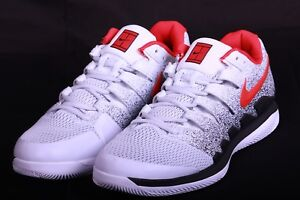 new concept f162b c6d69 Image is loading Nike-Air-Zoom-Vapor-X-HC-Mens-Pure-