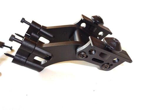 Acero inoxidable steckverschluss joyas cierre 9,5x23mm para cintas 4mm serajosy