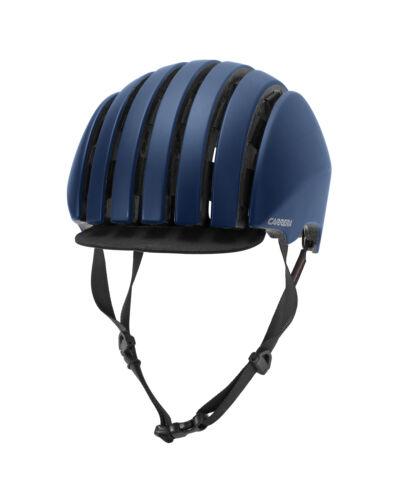 Carrera Casque Foldable Crit bleu foncé unicolore toit pliable