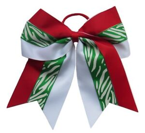 image is loading new 034 christmas zebra 034 cheer bow pony