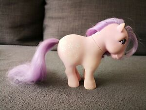 My-Little-Pony-G1-Collectors-Pose-BLOSSOM-Vintage-MLP-1982