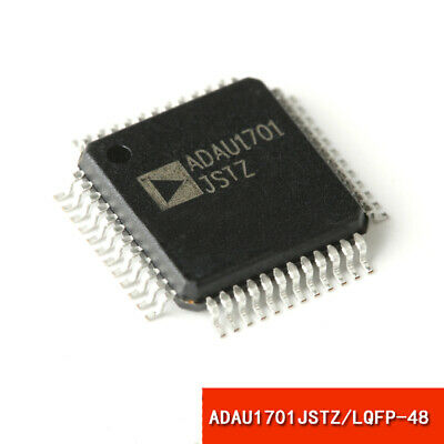 ADAU1701JSTZ LQFP-48 SigmaDSP 28//56-Bit Audio Processor with 2ADC//4DAC