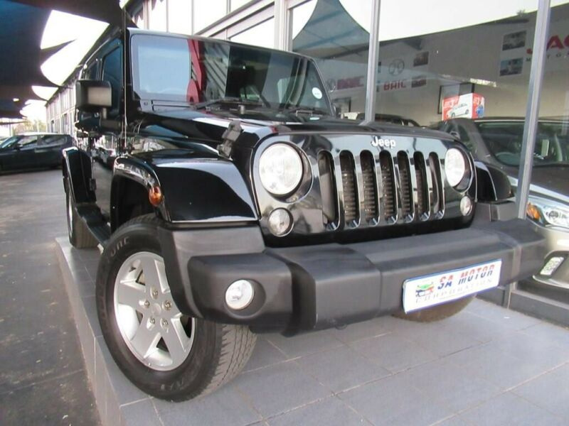 2015 Jeep Wrangler Unlimited 2.8 Crd Altitude At