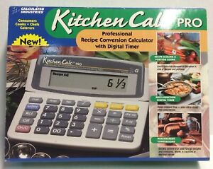 Calculated-Industries-Kitchen-Calc-Pro-8304-N
