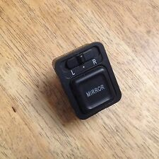 2001-2005 Honda Civic Black Power Mirror Control Switch OEM ** Fast Shipping!
