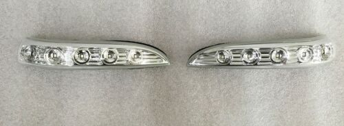Hyundai Tucson 2010-2014 GENUINE OEM Side Mirror Signal Lamp REPEATER 2P Set