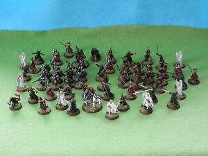 WARHAMMER-LOTR-HOBBIT-MODELS-LARGE-SELECTION-TO-CHOOSE-FROM-WELL-PAINTED