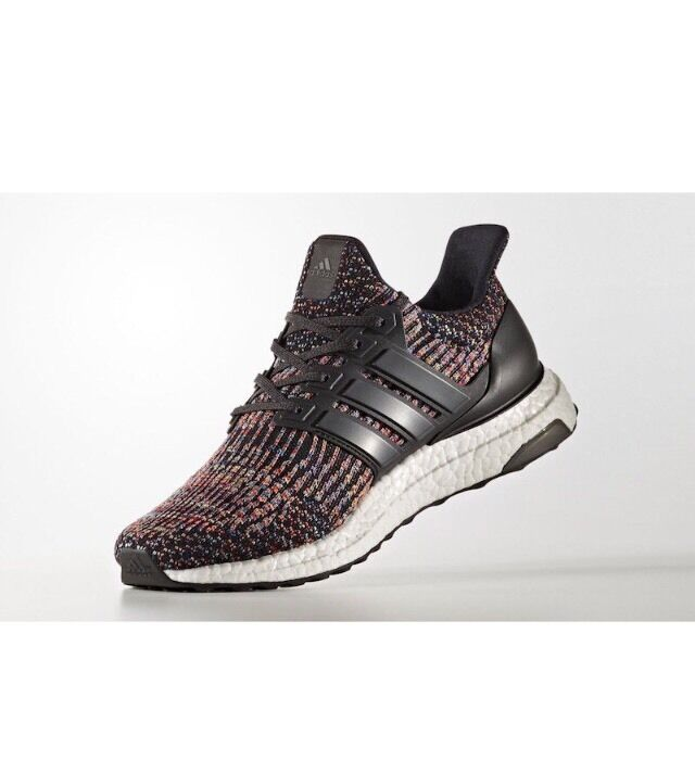 Adidas Ultra Boost 3.0 'Multi-Color' LTD Rainbow Size CG3004 w/Receipt Size Rainbow 8 a21642