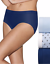 thumbnail 3 - Hanes® Ultimate™ Women's Constant Comfort® X-Temp® Hipster 3-Pack  41XTB2