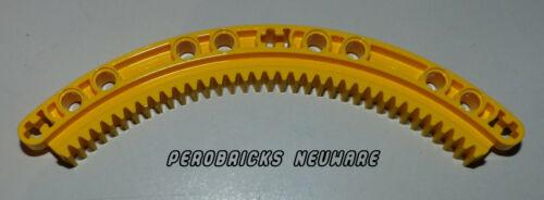 Lego Technic Technik 1//4 Zahnkranz #24121 #6151167 gelb #42055 NEU