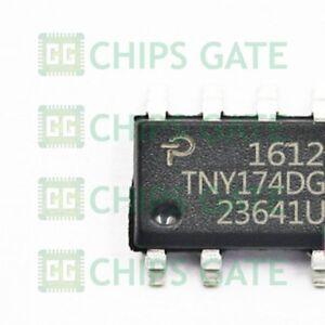 4PCS-nuevo-poder-TNY174DG-SOP7-IC-Chip