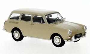 VW Volkswagen Typ 3 Variant - 1962 - cream - IXO 1:43