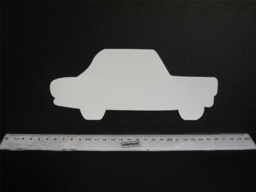 1 x Plastic Car Template for Cardmaking /& Scrapbooking AM451