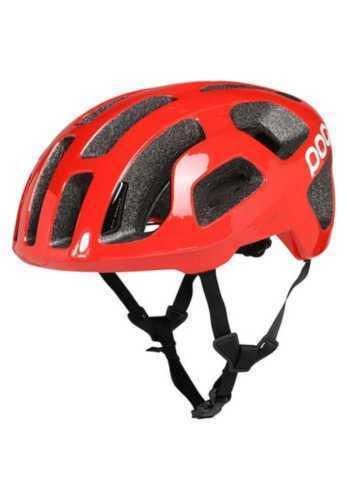 POC Octal Road Bike Cycling Helmet Bohrium Red Size Small New