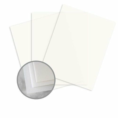 UV Ultra II Radiant White Paper - 8 1 2 x 11 in 17 lb Bond Smooth 500 per Ream