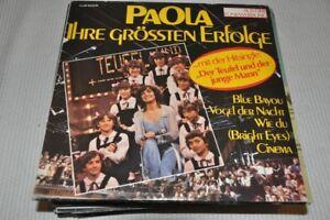 Paola - Ihre grössten Erfolge - Deutsch Schlager 70er 80er - Album Vinyl LP - Rüsselsheim, Deutschland - Paola - Ihre grössten Erfolge - Deutsch Schlager 70er 80er - Album Vinyl LP - Rüsselsheim, Deutschland
