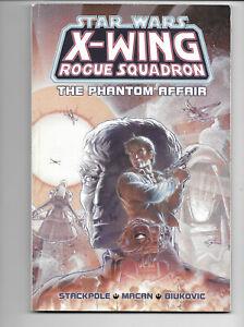 Star-Wars-X-Wing-Rogue-Squadrom-1-1997-VF-1St-Print-Dark-Horse-Comics