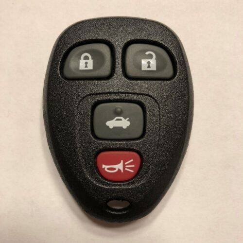 New OEM Electronics Keyless Remote Key Fob 4 Button OUC60270 OUC60221 15912859