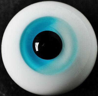 Iris 10mm Glass Stript BJD Eyes for  1//6 BJD Doll New Colorful Green