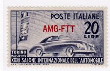 59- TRIESTE ZONA A 1950** - 32° Salone automobile di Torino - n.70