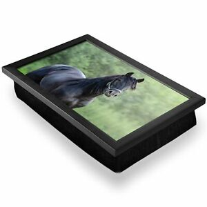 Deluxe Lap Tray - Andalusian Horse Stallion Home Gift #12494