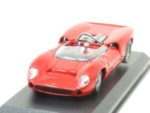 Mejores-modelos-diecast-9175-Lola-T70-Spyder-Prova-1956-Rojo-1-43-ESCALA-en-Caja