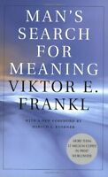 Man`s Search For Meaning By Viktor E. Frankl, (paperback), Beacon Press , New, F on sale
