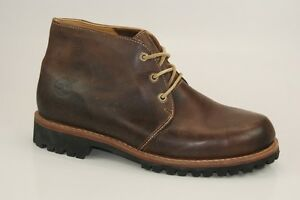 Image Is Loading Timberland Heritage Rugged Chukka Boots Lace Up Men