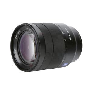 Sony Vario-Tessar T* FE 24-70mm F4 OSS Full Frame Zoom Zeiss Lens SEL2470Z - NEW