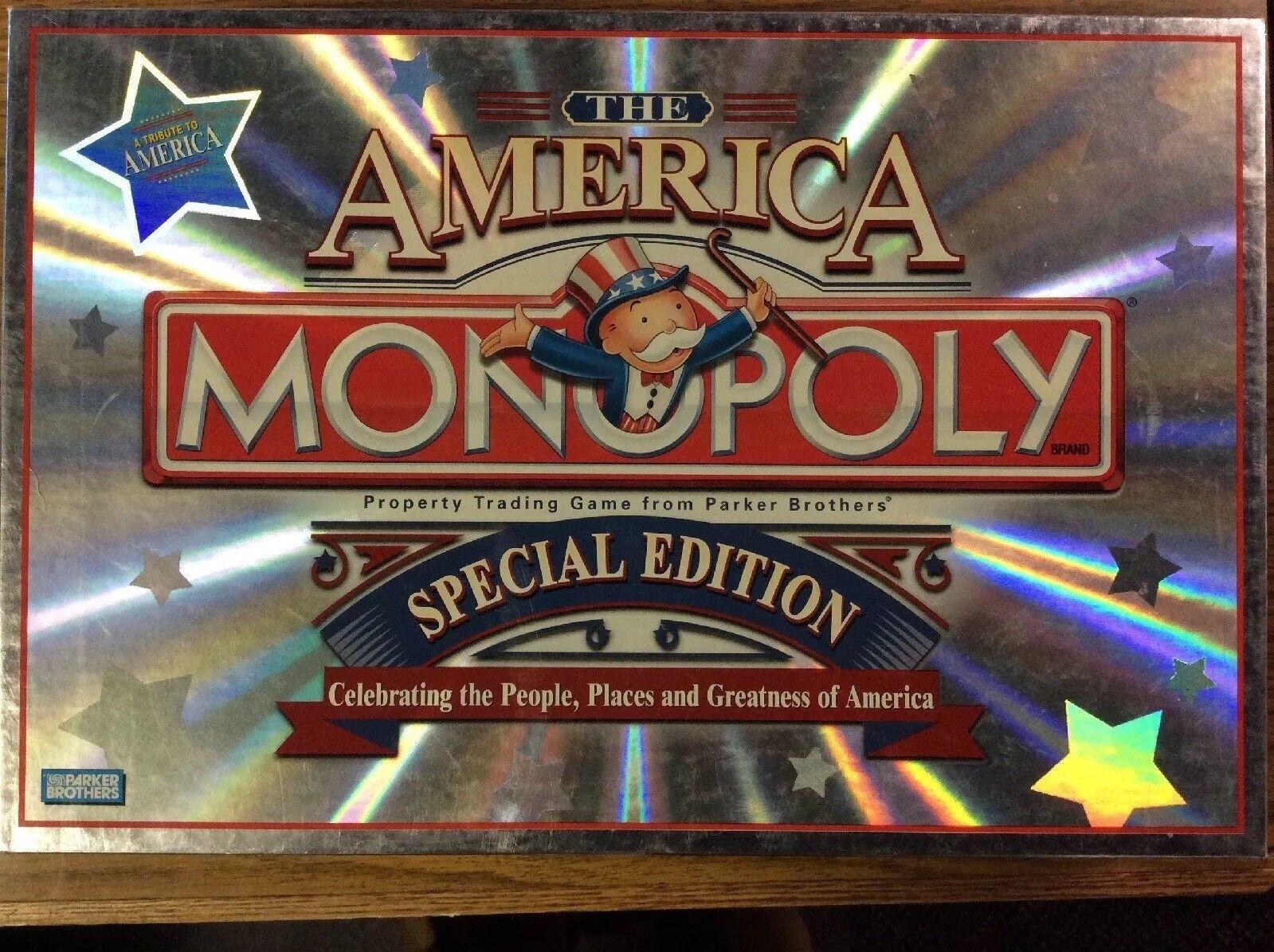 Die einmal amerika - monopol sonderausgabe einmal Die gespielt 2c30c4