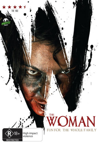 1 of 1 - The Woman (DVD, 2011) + Extra Features * Lucky McKee * Monster Pictures *