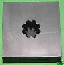 Optic Mold Graphite Lampwork Glass Cane 10pt 7//8x1//2dp