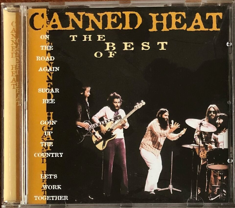 Canned Heat: The Best of Canned Heat, rock