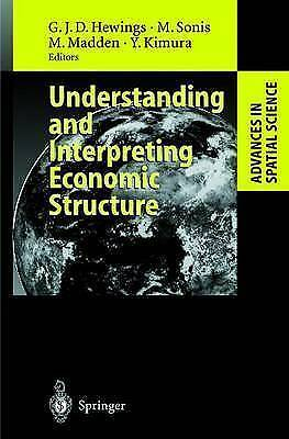 1 of 1 - Understanding and Interpreting Economic Structure (Advances in Spatial Science),