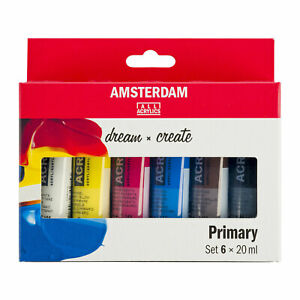 Amsterdam-All-Acrylics-Paint-Primary-Colours-Set-6-x-20ml