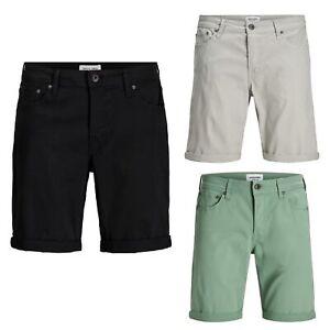JACK&JONES Hombre Bermuda Shorts Playa Pantalon Corto 22863