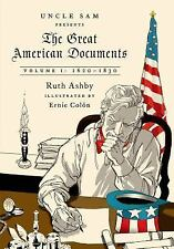 The Great American Documents: Volume 1: 1620-1830-ExLibrary