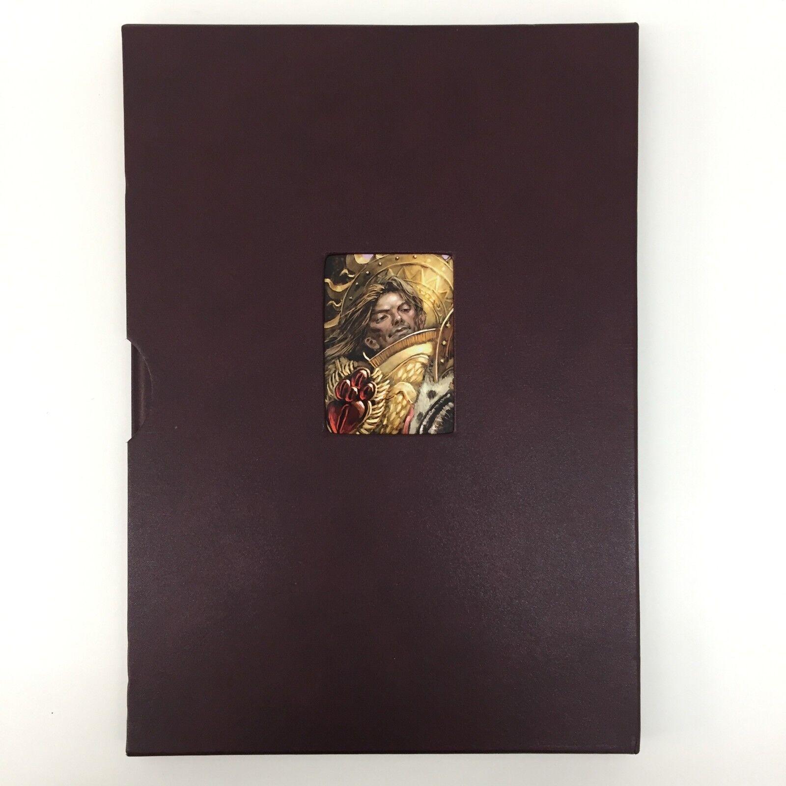 THE HORUS HERESY VOL 3 VISIONS OF TREACHERY III LIMITED EDITION 188 300 (2005)