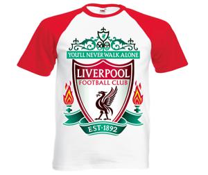 Liverpool-LFC-Retro-Football-Tshirt-Classic-t-shirt-short-sleeve-baseball