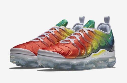 Vapormax 924453 Plus o Air 97 103 Rainbow 95 Tama Nike multicolor Blanco 11 5 twa4qtBWv