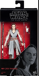 "Star Wars the Black Series /6""- REY (JEDI TRAINING)-REY- STAR WARS"