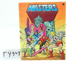 MOTU, The Tale of Teela, Mini Comic Book, Masters of the Universe, He-Man