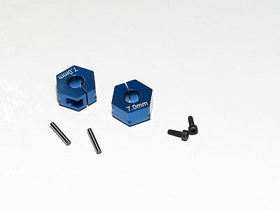 70007 Associated Rc10 Sc6.1 Squadra Kit 7.0mm Ruota Maledizioni