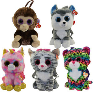 TY Gear Beanie Boos     BACKPACK     Choose your Own Favourite ... 5eda9fd27294