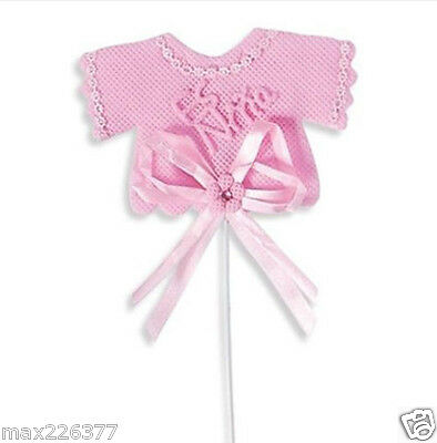 NEW Baby Shower Party Favors CRAFTS decorations SPANISH  36 PIECES girl 8""