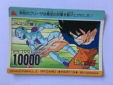 Dragon Ball Z PP Card PART 13 - 524