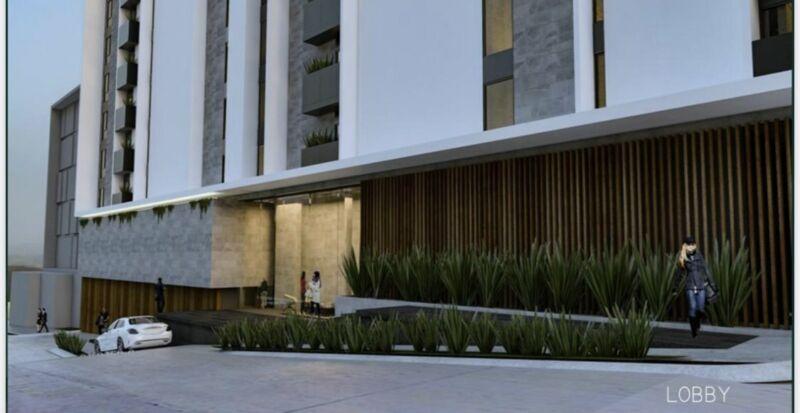 departamento en Preventa Chapultepec
