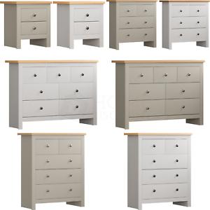 Arlington Chest Of Drawers Bedside Cabinet Modern Bedroom Storage Wood Furniture Ebay
