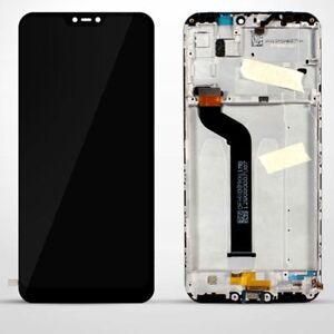 Fuer-Xiaomi-Mi-A2-Lite-Display-Full-LCD-Touch-mit-Rahmen-Reparatur-Schwarz-Neu